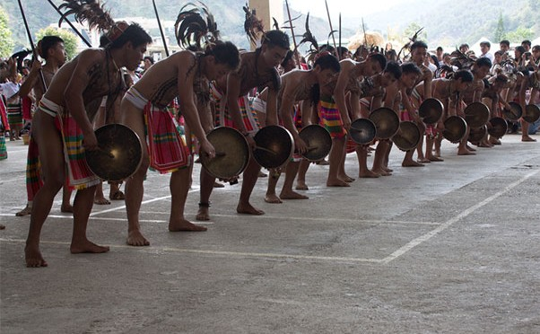 lang-ay cultural festival and mountain province anniversary