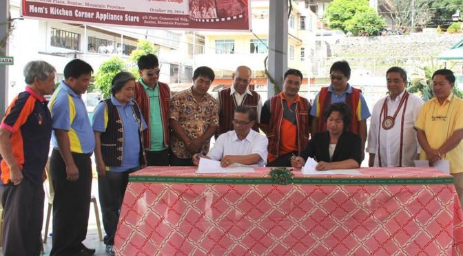 Mayaen with Lang-ay Festival Organization